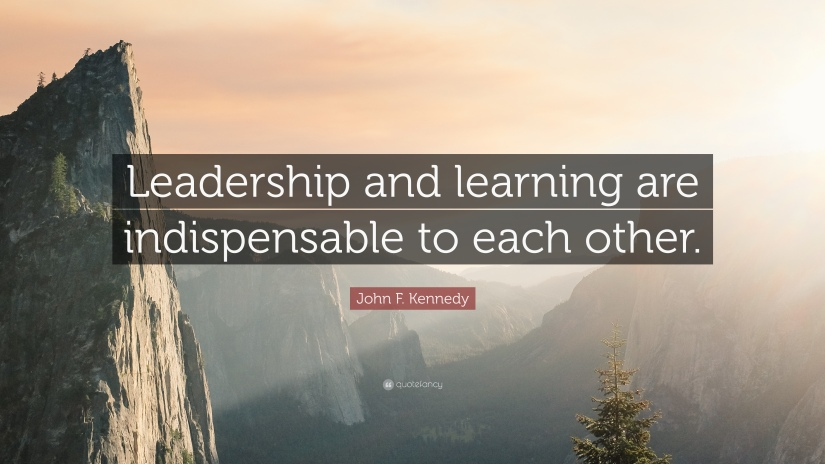 Learning as an OrganizationalPriority