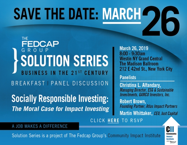 Solution Series SavetheDate